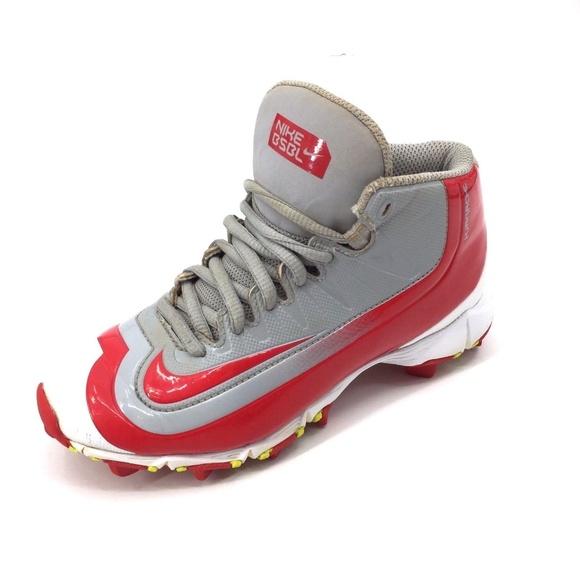 Nike Other - Nike Huarche 2KFilth Boys Baseball Cleats Sz 1